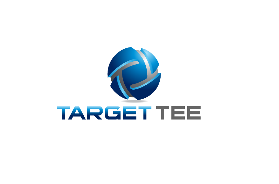 Logo Design by Private User - Entry No. 152 in the Logo Design Contest Imaginative Logo Design for TARGET-TEE.