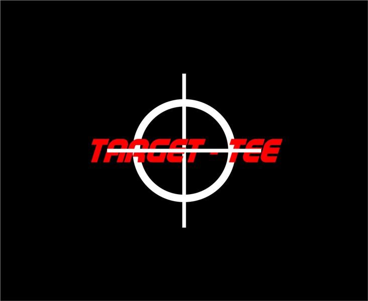 Logo Design by Mhon_Rose - Entry No. 155 in the Logo Design Contest Imaginative Logo Design for TARGET-TEE.