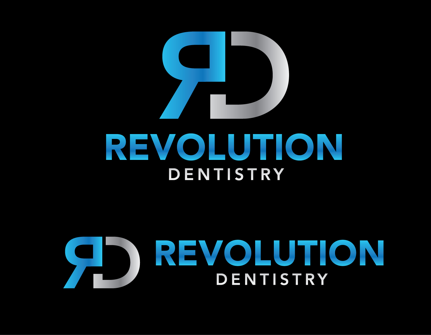 Logo Design by rA - Entry No. 10 in the Logo Design Contest Artistic Logo Design for Revolution Dentistry.