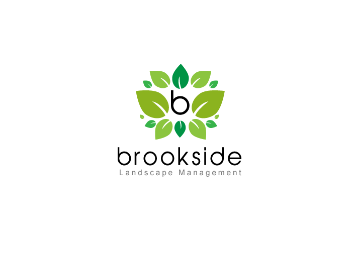 Logo Design by Jan Chua - Entry No. 68 in the Logo Design Contest New Logo Design for Brookside Landscape Management.