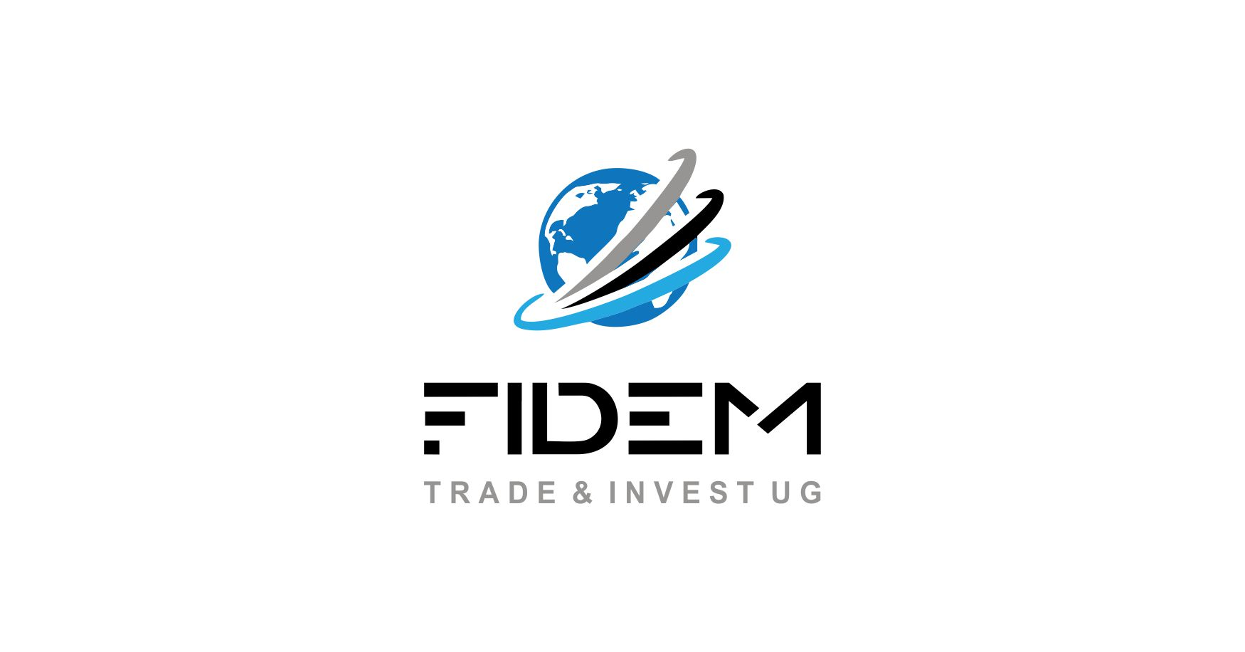 Logo Design by Muhammad Aslam - Entry No. 268 in the Logo Design Contest Professional Logo Design for FIDEM Trade & Invest UG.