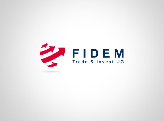 Logo Design by Jan Chua - Entry No. 270 in the Logo Design Contest Professional Logo Design for FIDEM Trade & Invest UG.