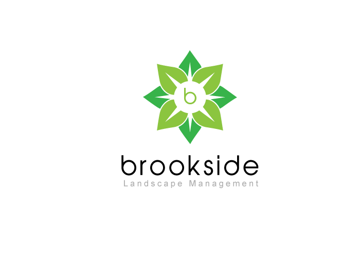 Logo Design by Jan Chua - Entry No. 71 in the Logo Design Contest New Logo Design for Brookside Landscape Management.