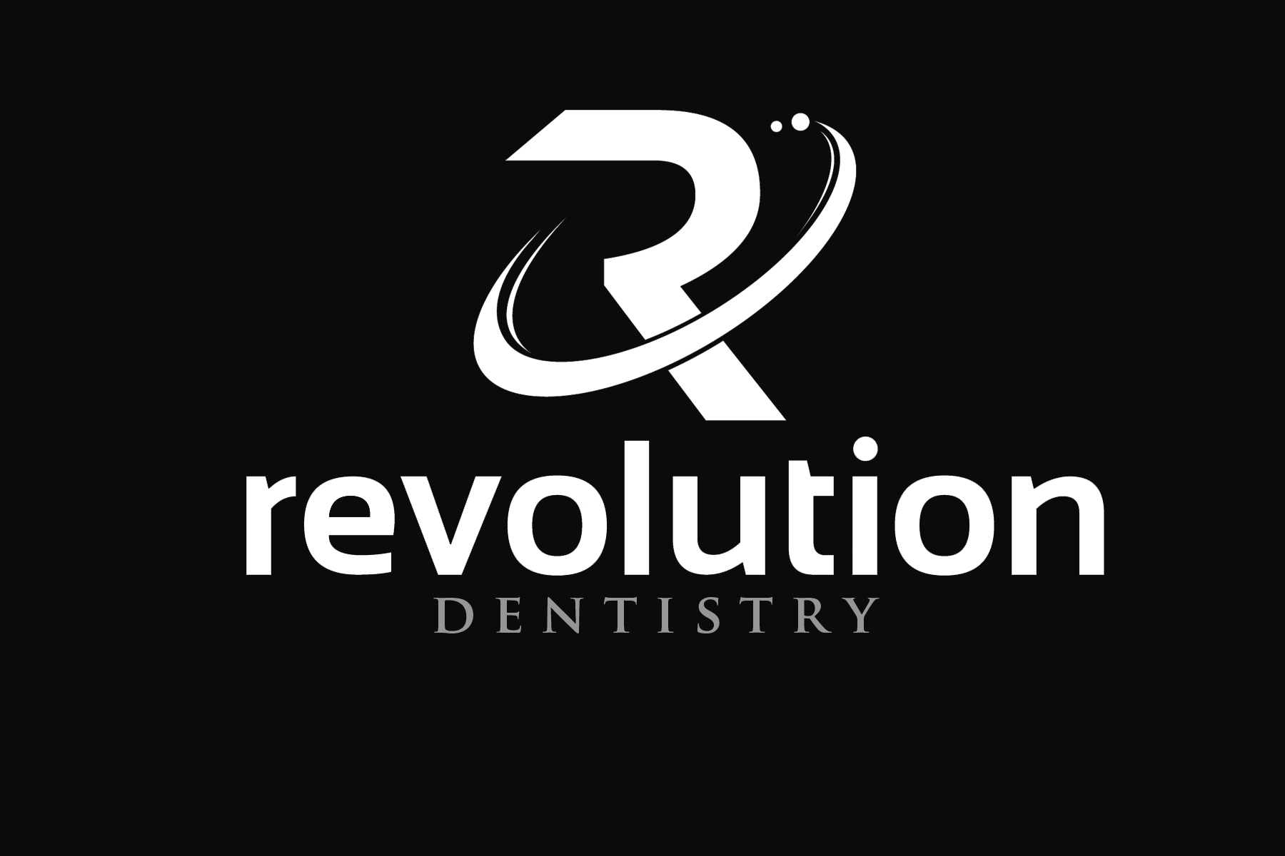 Logo Design by kashif97 - Entry No. 14 in the Logo Design Contest Artistic Logo Design for Revolution Dentistry.