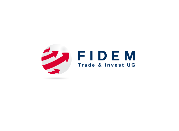 Logo Design by Jan Chua - Entry No. 282 in the Logo Design Contest Professional Logo Design for FIDEM Trade & Invest UG.