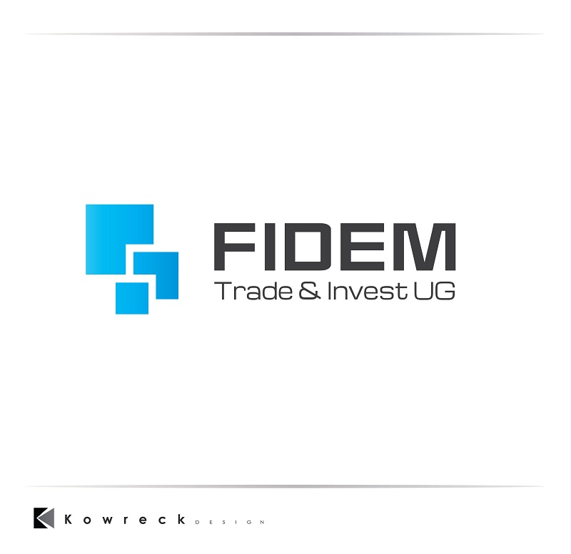 Logo Design by kowreck - Entry No. 285 in the Logo Design Contest Professional Logo Design for FIDEM Trade & Invest UG.