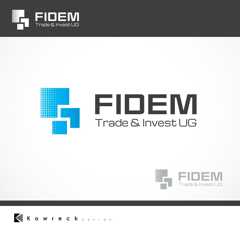 Logo Design by kowreck - Entry No. 286 in the Logo Design Contest Professional Logo Design for FIDEM Trade & Invest UG.