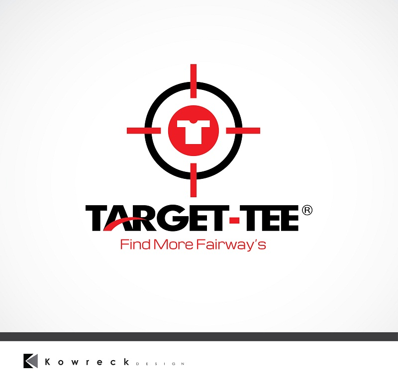 Logo Design by kowreck - Entry No. 159 in the Logo Design Contest Imaginative Logo Design for TARGET-TEE.