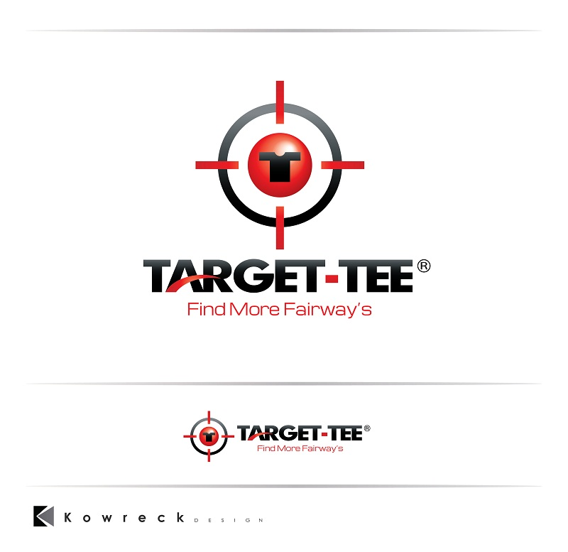 Logo Design by kowreck - Entry No. 161 in the Logo Design Contest Imaginative Logo Design for TARGET-TEE.