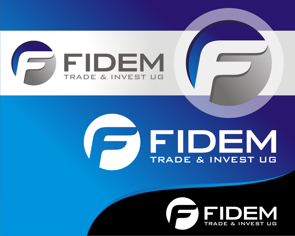 Logo Design by Heru budi Santoso - Entry No. 292 in the Logo Design Contest Professional Logo Design for FIDEM Trade & Invest UG.
