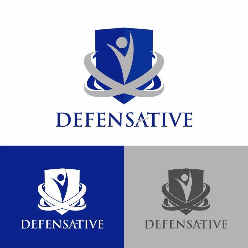 Custom Design by kotakdesign - Entry No. 13 in the Custom Design Contest Custom Design Business Cards+Logo+Stationary for Defensative.