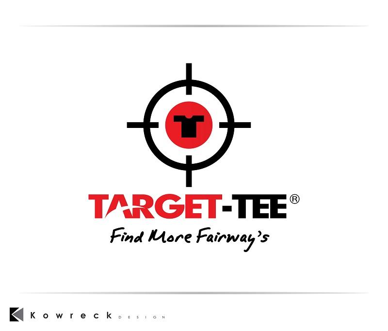Logo Design by kowreck - Entry No. 163 in the Logo Design Contest Imaginative Logo Design for TARGET-TEE.