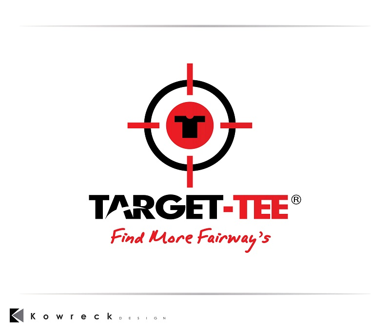 Logo Design by kowreck - Entry No. 164 in the Logo Design Contest Imaginative Logo Design for TARGET-TEE.