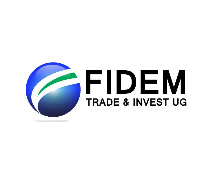 Logo Design by ronny - Entry No. 296 in the Logo Design Contest Professional Logo Design for FIDEM Trade & Invest UG.