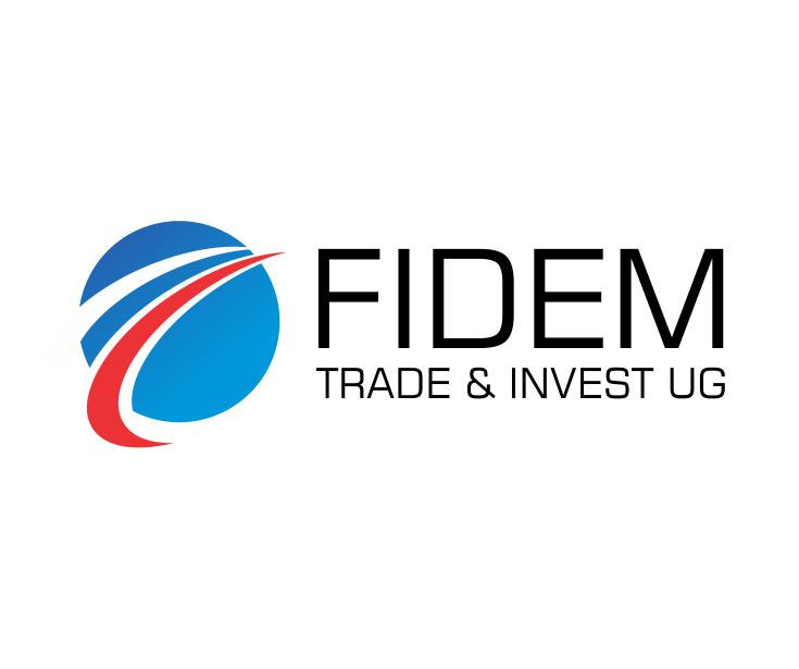 Logo Design by ronny - Entry No. 297 in the Logo Design Contest Professional Logo Design for FIDEM Trade & Invest UG.