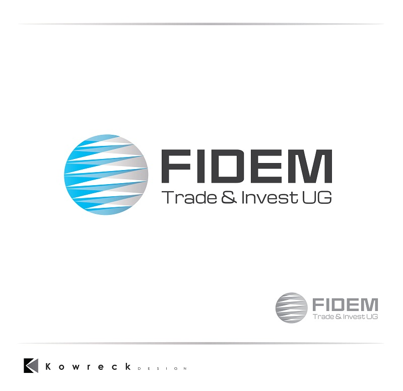 Logo Design by kowreck - Entry No. 299 in the Logo Design Contest Professional Logo Design for FIDEM Trade & Invest UG.