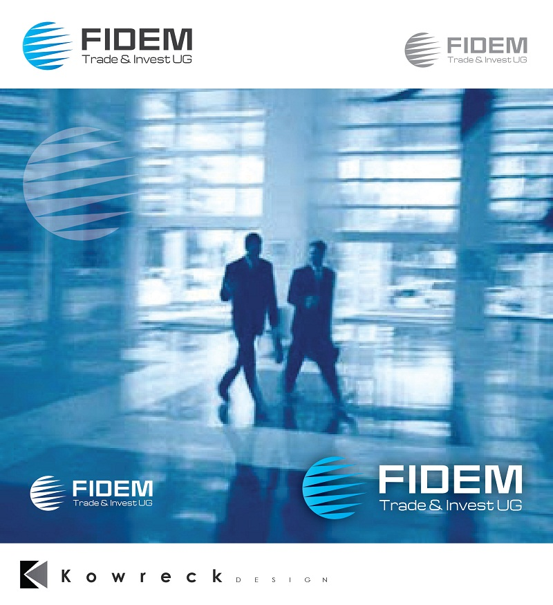 Logo Design by kowreck - Entry No. 301 in the Logo Design Contest Professional Logo Design for FIDEM Trade & Invest UG.