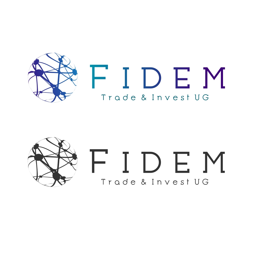 Logo Design by Private User - Entry No. 302 in the Logo Design Contest Professional Logo Design for FIDEM Trade & Invest UG.
