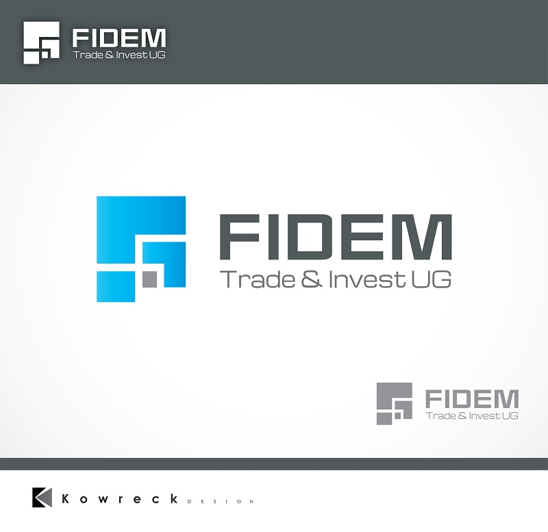Logo Design by kowreck - Entry No. 303 in the Logo Design Contest Professional Logo Design for FIDEM Trade & Invest UG.