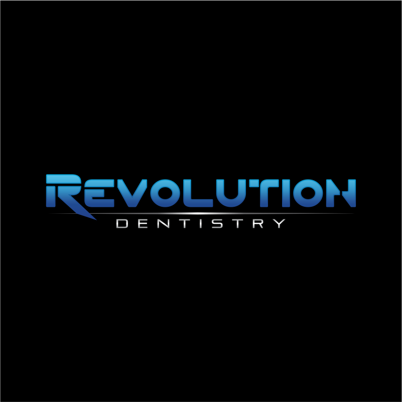Logo Design by kotakdesign - Entry No. 19 in the Logo Design Contest Artistic Logo Design for Revolution Dentistry.