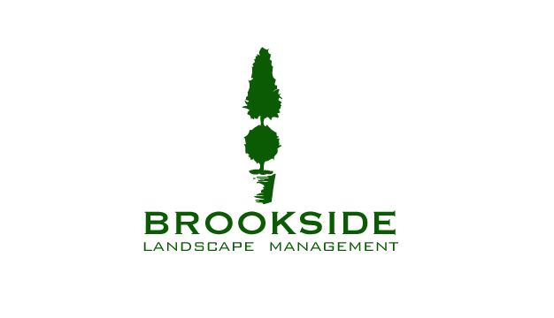 Logo Design by jenK - Entry No. 76 in the Logo Design Contest New Logo Design for Brookside Landscape Management.