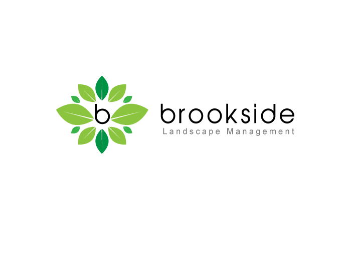 Logo Design by Jan Chua - Entry No. 83 in the Logo Design Contest New Logo Design for Brookside Landscape Management.