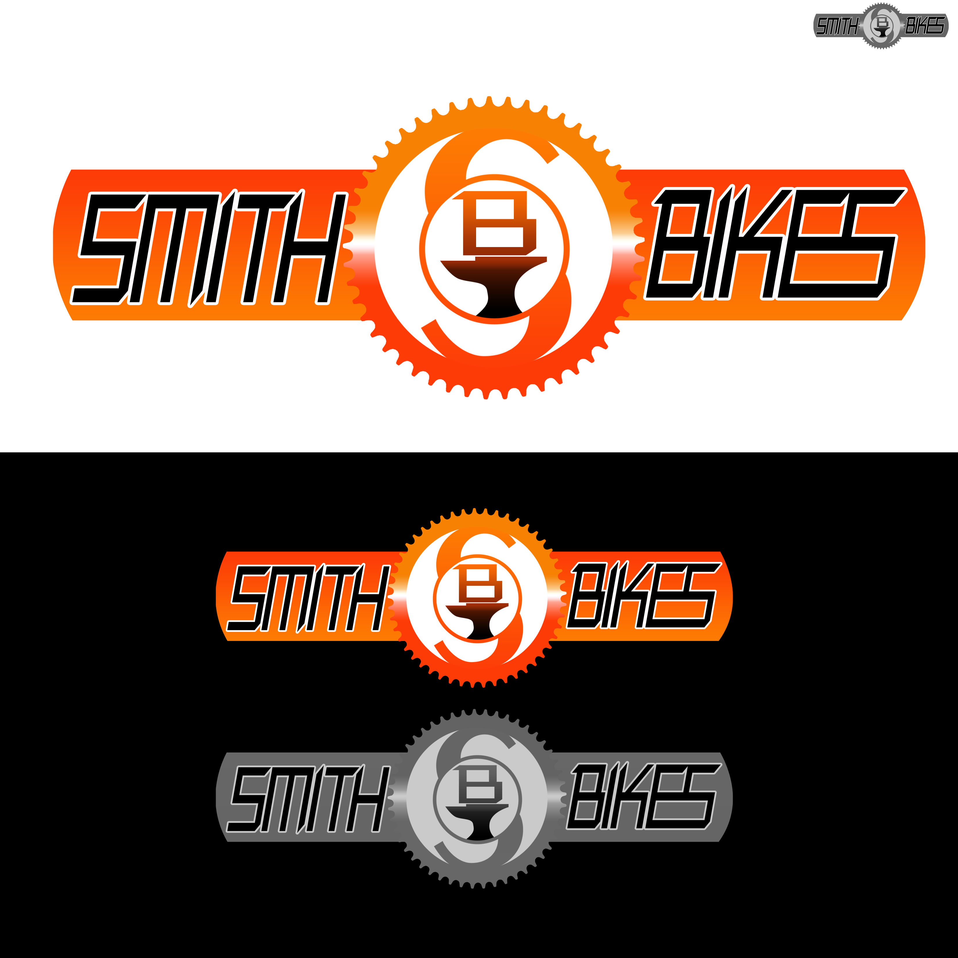 Logo Design by Allan Esclamado - Entry No. 166 in the Logo Design Contest Fun Logo Design for SMITH BIKES.