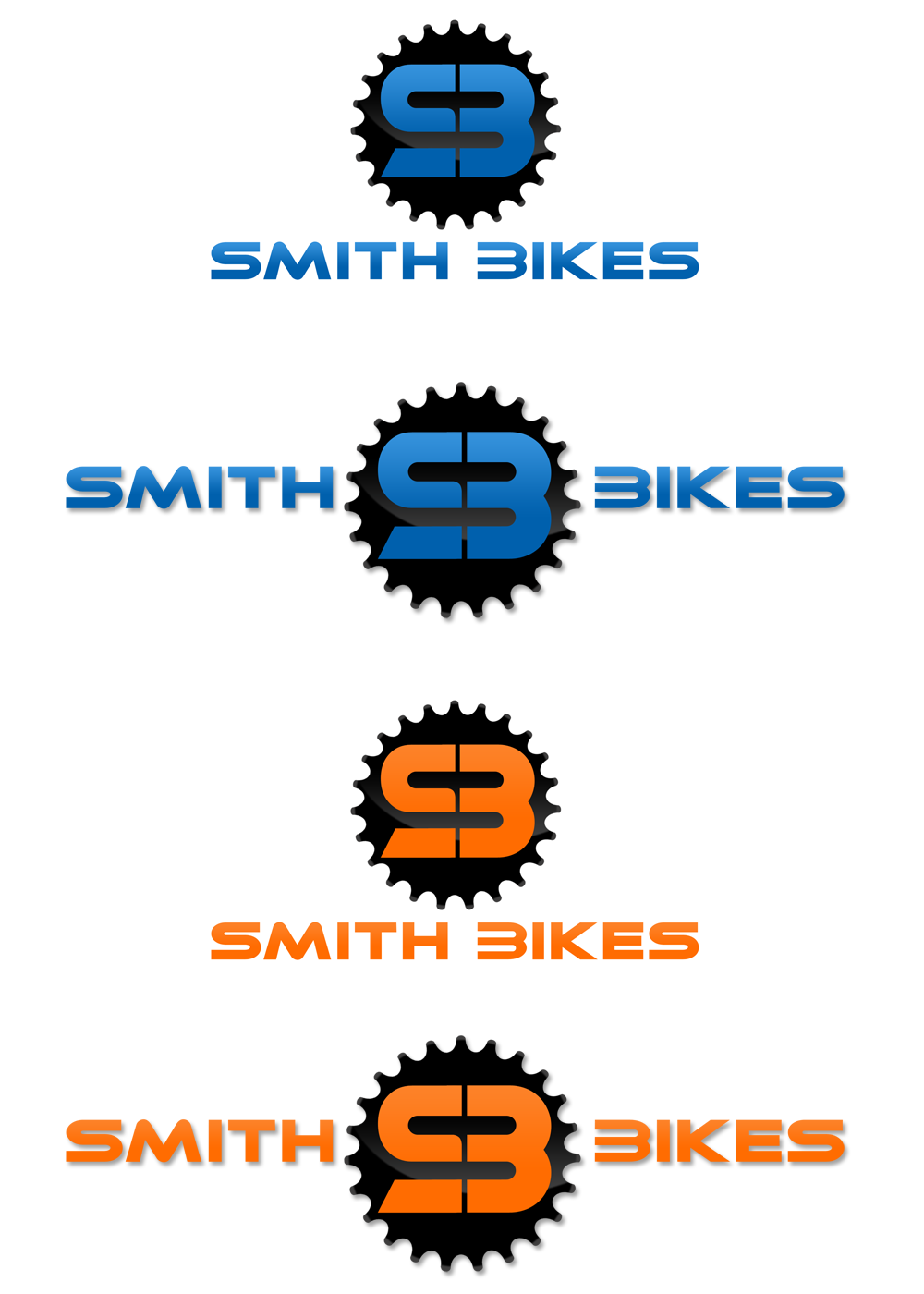 Logo Design by Private User - Entry No. 168 in the Logo Design Contest Fun Logo Design for SMITH BIKES.