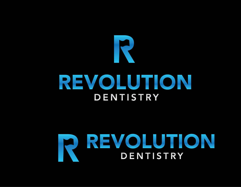 Logo Design by rA - Entry No. 25 in the Logo Design Contest Artistic Logo Design for Revolution Dentistry.
