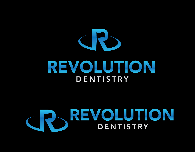 Logo Design by rA - Entry No. 26 in the Logo Design Contest Artistic Logo Design for Revolution Dentistry.