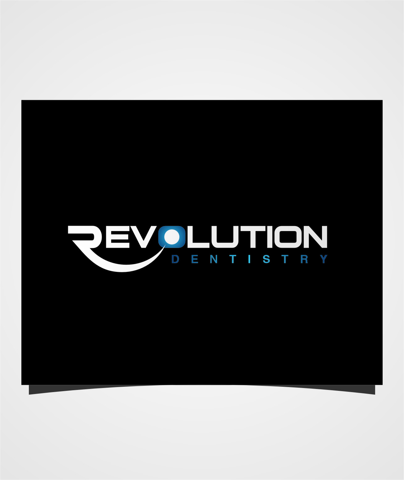 Logo Design by RasYa Muhammad Athaya - Entry No. 28 in the Logo Design Contest Artistic Logo Design for Revolution Dentistry.