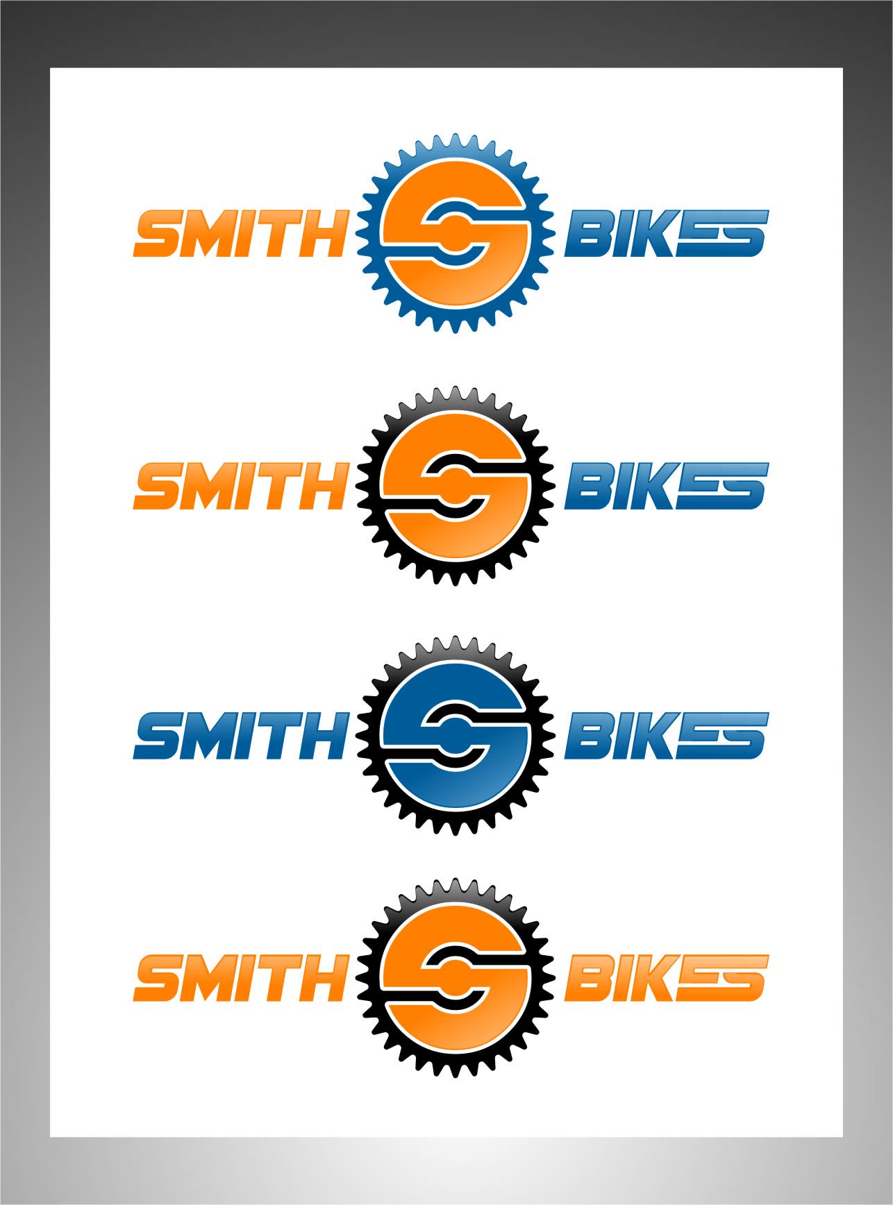 Logo Design by Ngepet_art - Entry No. 175 in the Logo Design Contest Fun Logo Design for SMITH BIKES.