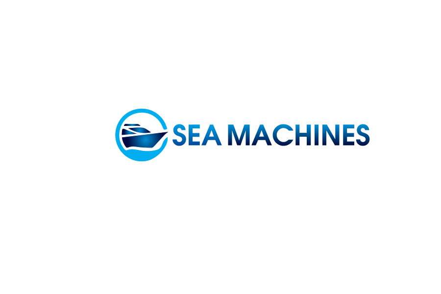 Logo Design by brands_in - Entry No. 95 in the Logo Design Contest Creative Logo Design for SeaMachines.