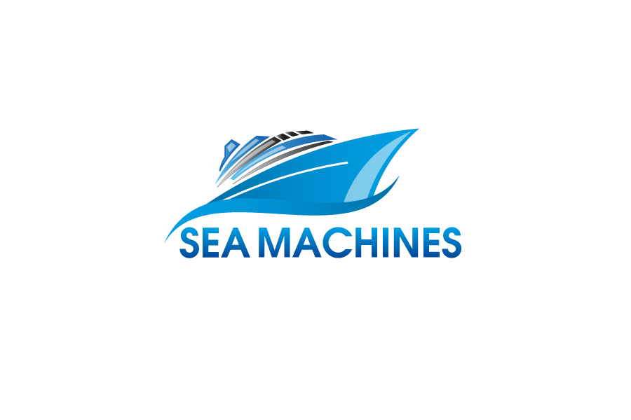 Logo Design by brands_in - Entry No. 96 in the Logo Design Contest Creative Logo Design for SeaMachines.