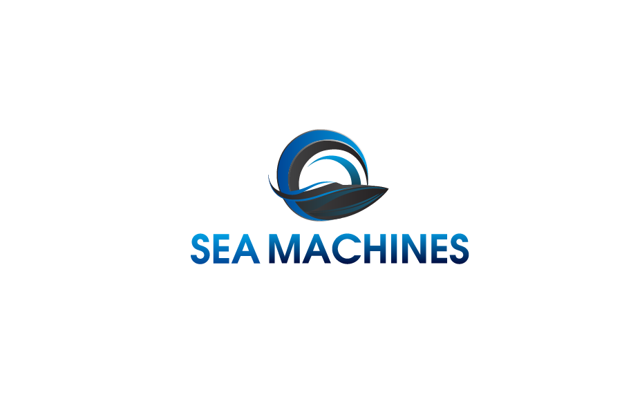 Logo Design by brands_in - Entry No. 97 in the Logo Design Contest Creative Logo Design for SeaMachines.