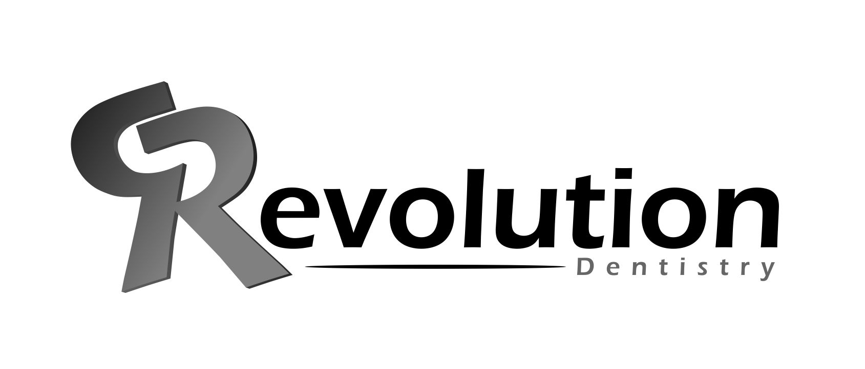 Logo Design by Choirul Jcd - Entry No. 35 in the Logo Design Contest Artistic Logo Design for Revolution Dentistry.