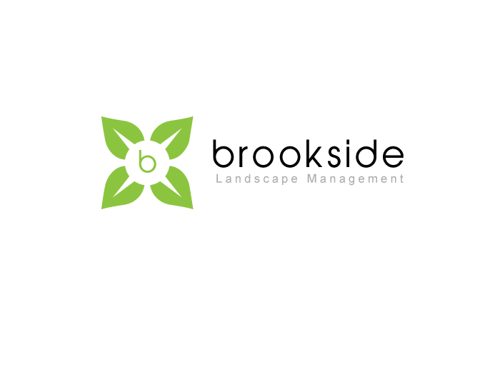 Logo Design by Jan Chua - Entry No. 85 in the Logo Design Contest New Logo Design for Brookside Landscape Management.
