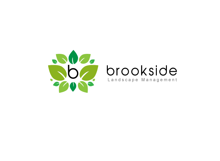 Logo Design by Jan Chua - Entry No. 86 in the Logo Design Contest New Logo Design for Brookside Landscape Management.
