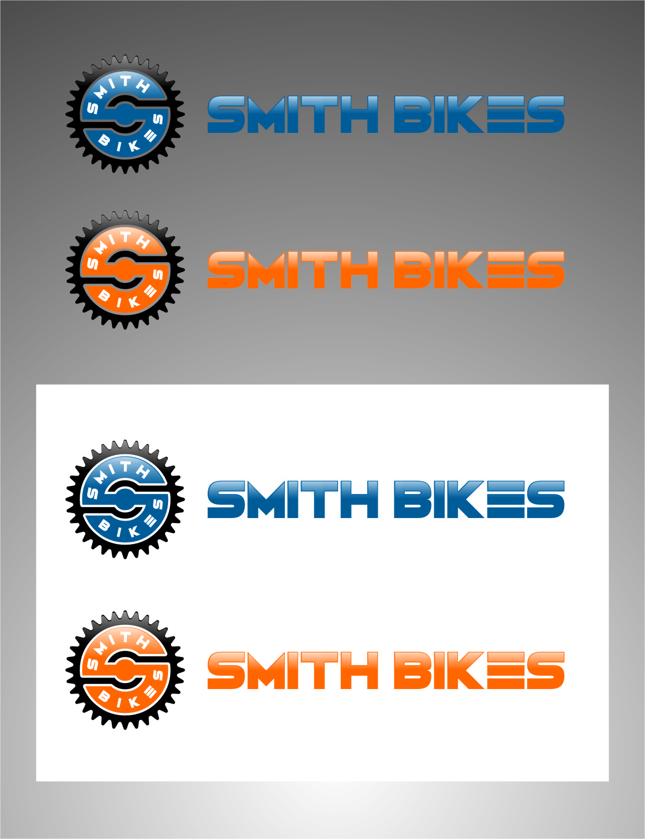 Logo Design by Ngepet_art - Entry No. 179 in the Logo Design Contest Fun Logo Design for SMITH BIKES.
