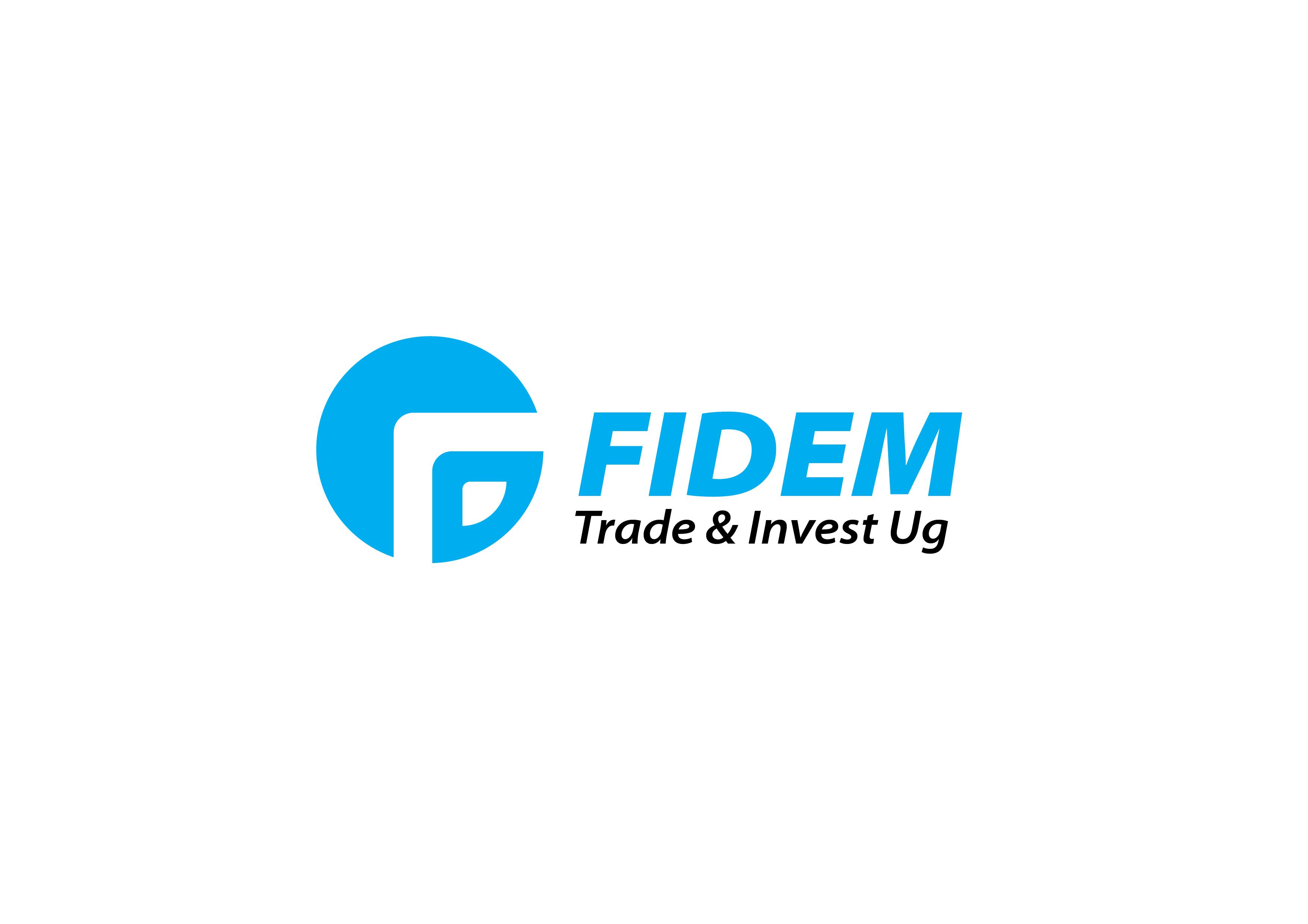 Logo Design by 3draw - Entry No. 317 in the Logo Design Contest Professional Logo Design for FIDEM Trade & Invest UG.