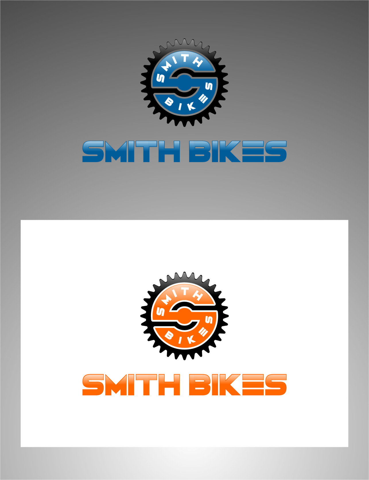 Logo Design by RasYa Muhammad Athaya - Entry No. 183 in the Logo Design Contest Fun Logo Design for SMITH BIKES.