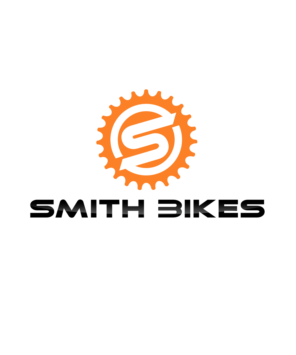 Logo Design by Private User - Entry No. 184 in the Logo Design Contest Fun Logo Design for SMITH BIKES.