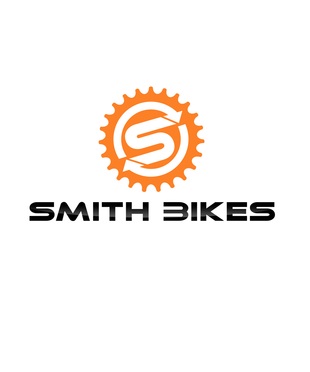 Logo Design by Private User - Entry No. 186 in the Logo Design Contest Fun Logo Design for SMITH BIKES.