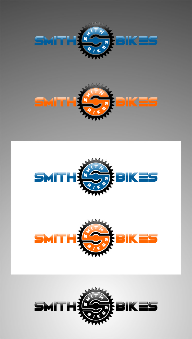 Logo Design by Ngepet_art - Entry No. 188 in the Logo Design Contest Fun Logo Design for SMITH BIKES.