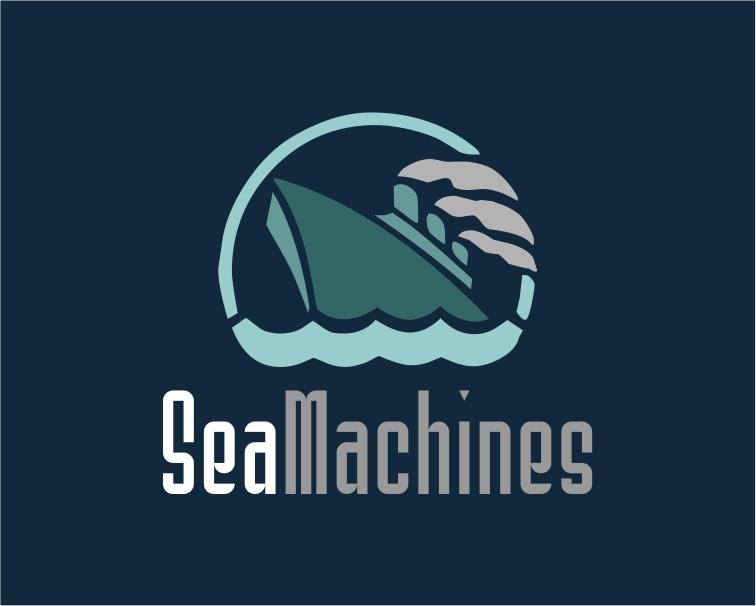 Logo Design by Private User - Entry No. 103 in the Logo Design Contest Creative Logo Design for SeaMachines.