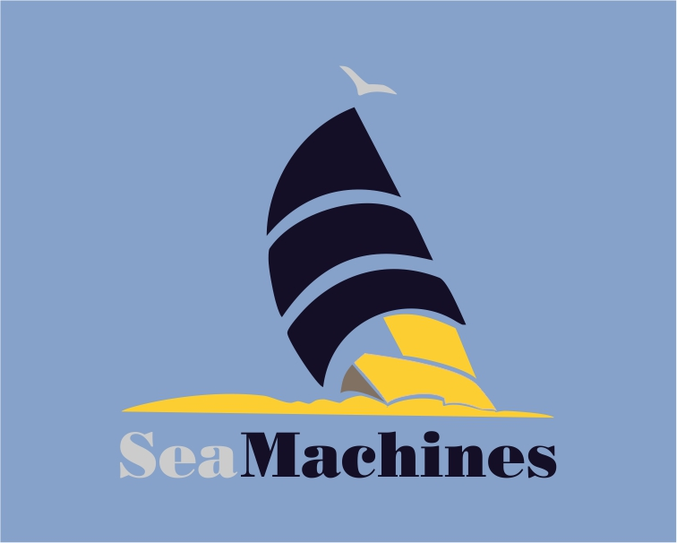Logo Design by Private User - Entry No. 105 in the Logo Design Contest Creative Logo Design for SeaMachines.
