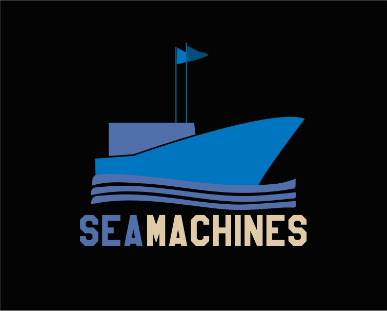 Logo Design by Private User - Entry No. 109 in the Logo Design Contest Creative Logo Design for SeaMachines.