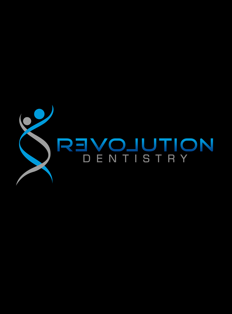 Logo Design by Robert Turla - Entry No. 38 in the Logo Design Contest Artistic Logo Design for Revolution Dentistry.