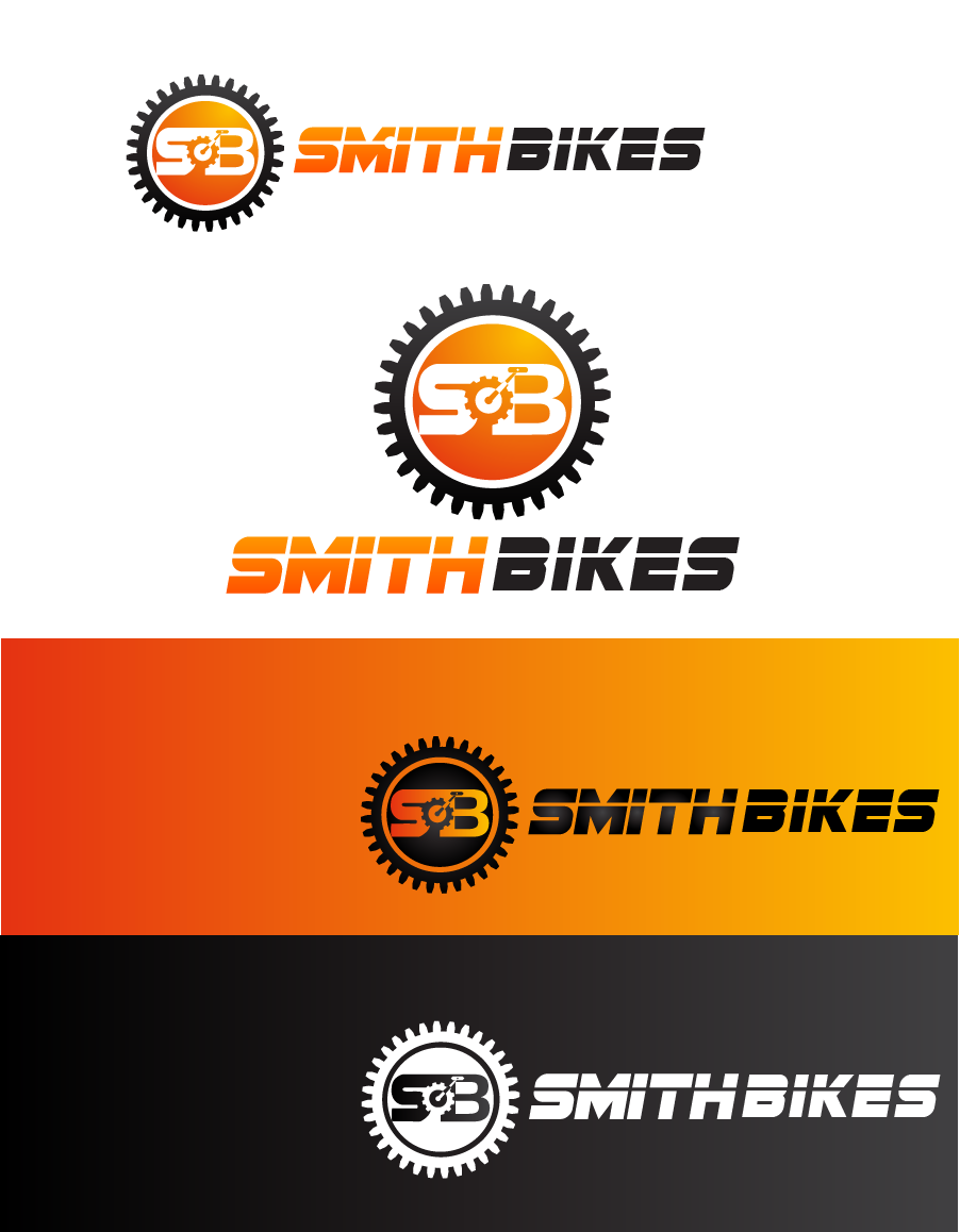 Logo Design by Private User - Entry No. 192 in the Logo Design Contest Fun Logo Design for SMITH BIKES.