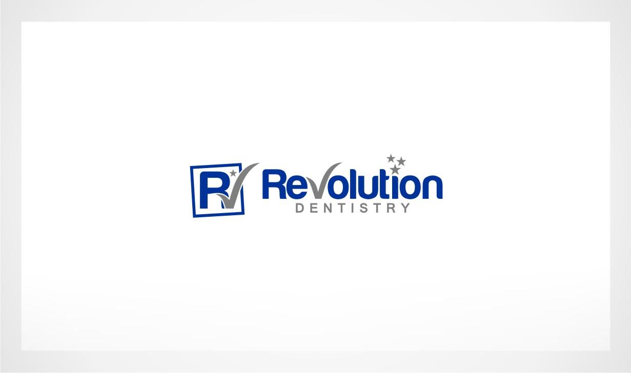 Logo Design by untung - Entry No. 41 in the Logo Design Contest Artistic Logo Design for Revolution Dentistry.